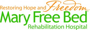 image: Mary Free Bed Rehabilitation Hospital logo