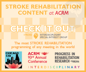 CLICK Image to View Nonstop Content for Stroke Rehabilitation