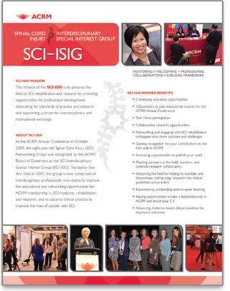 SCI-ISIG Brochure