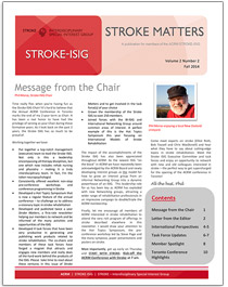 CLICK to View Stroke Matters Fall 2014