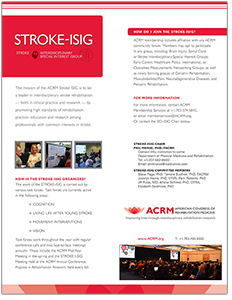 CLICK to View Stroke ISIG Brochure
