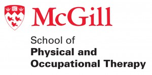 image: McGill School of Physical & Occupational Therapy logo