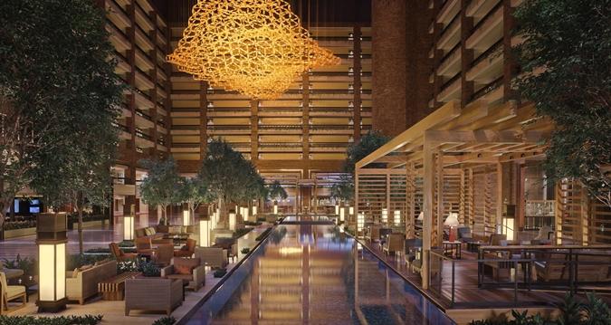 Hilton Anatole Hotel // DALLAS