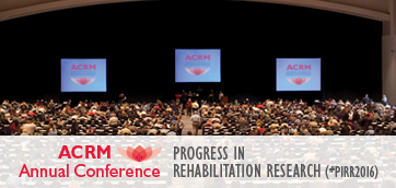 Progress in Rehabilitation Research