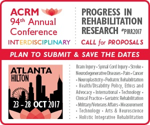 ACRM 2017 Annual Conference Save the Date